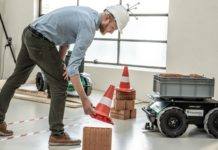 Giving robotic laborers the smarts to help construction crews on-site