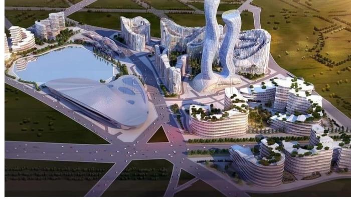 KE International awarded US $6 Billion construction contract for Akon City, Senegal