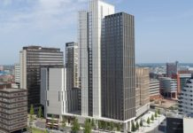 McAleer & Rushe starts £68m BTR tower block in Birmingham