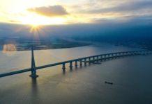 China completes Shanghai-Suzhou-Nantong Bridge project