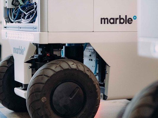 Caterpillar Acquires Robotic Specialist Marble Robot Inc