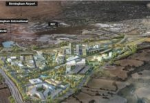 Plans unveiled for world clas £3bn Arden Cross scheme in UK