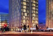 Vinci starts work on £185m Morgan Sindall development