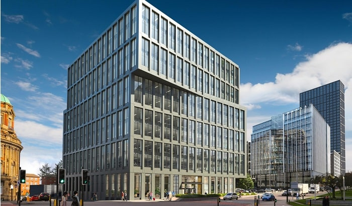 Bowmer + Kirkland selected to build 4 Angel Square office project in UK