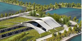 Vinci team wins €726m contract to rehabilitate Montreal's Lafontaine tunnel