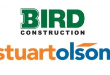 Bird Construction to acquire Stuart Olson in $96.5 million deal