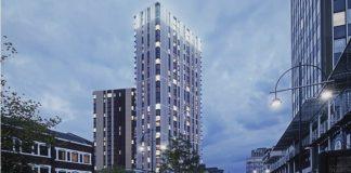 Berkeley Group Nicholls unveils Birmingham resi tower