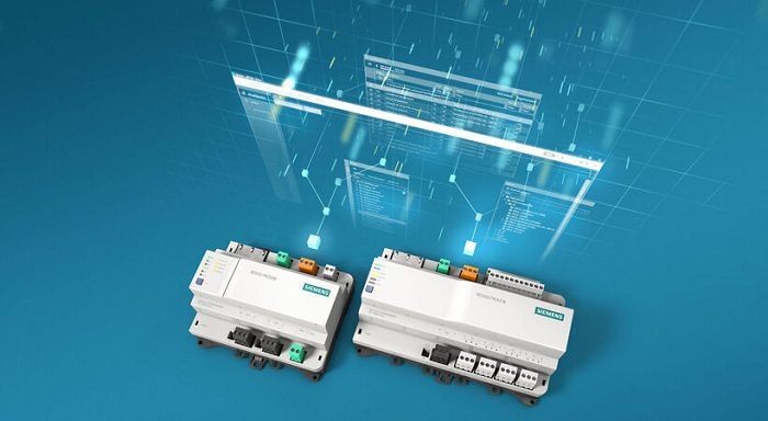 Siemens Smart Infrastructure has launched its new building automation controllers Desigo PXC4