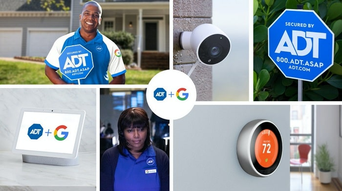 Google invests in ADT, will integrate its Nest devices into smart home business
