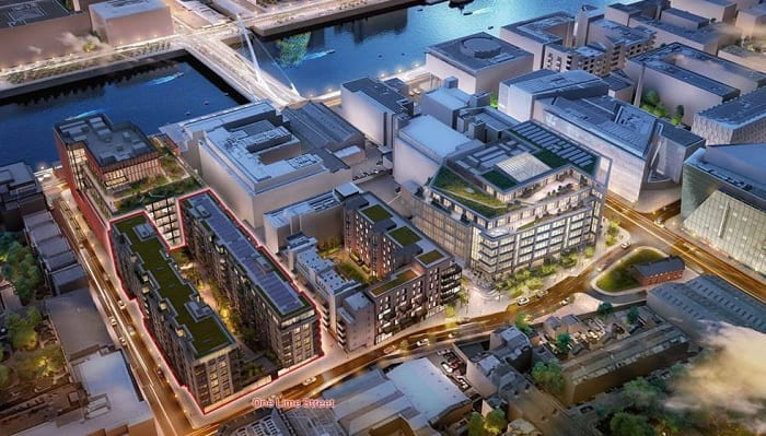Bam to use off-site to build Marlet apartment block in Dublin's Docklands