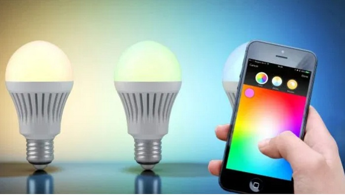 New smart lighting portfolio enables voice or app control