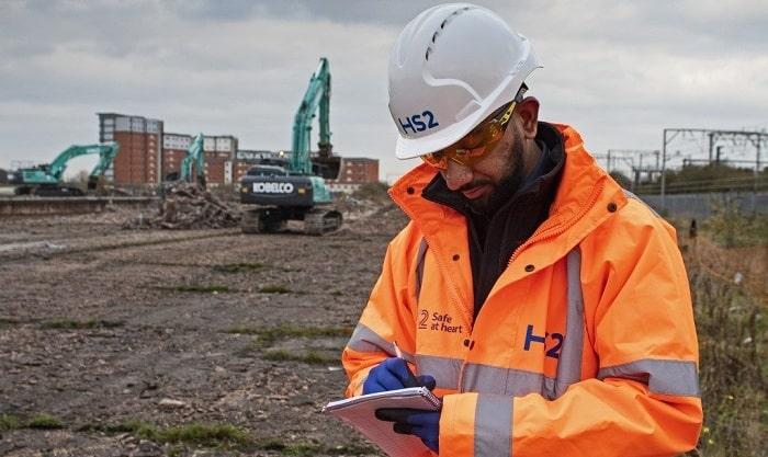 HS2 seeks digital innovation to speed up construction