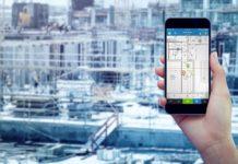 Digital construction technology goes mobile at Center Parcs