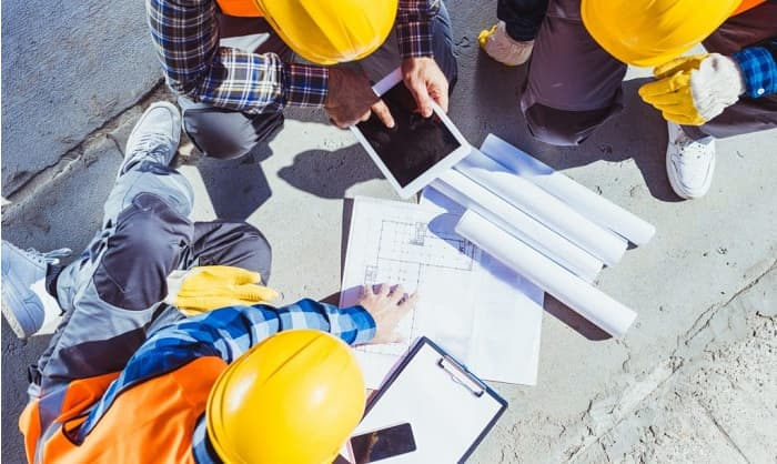 Cloud-based platforms provide clear tracking of construction workers onsite to help during pandemic