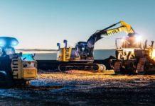 Built Robotics raises $33 million for its autonomous construction vehicles