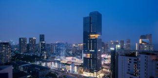 OMA designs 200m-tall Shenzhen tower