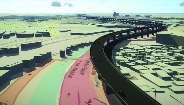 BIM Methodology Helps Design the World's Longest Double-Decker Bridge, Saving Time and Costs