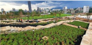 Phase 2 construction of Addis Ababa Riverside Green Development in Ethiopia begins