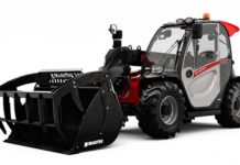 Manitou adds new compact telescopic loader to North American product line