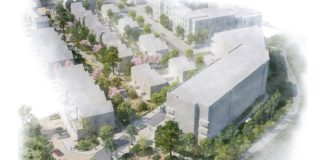 Grant Associates and Fletcher Priest Architects design community masterplan
