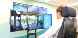 Leica Geosystems, Kobelco Collaborate to Develop Remote Excavator Operation for Construction Industry