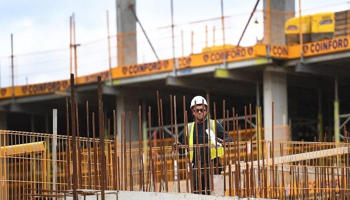 Unions demand more Covid protections for construction workers amid fears over high levels of coronavirus transmission in building industry