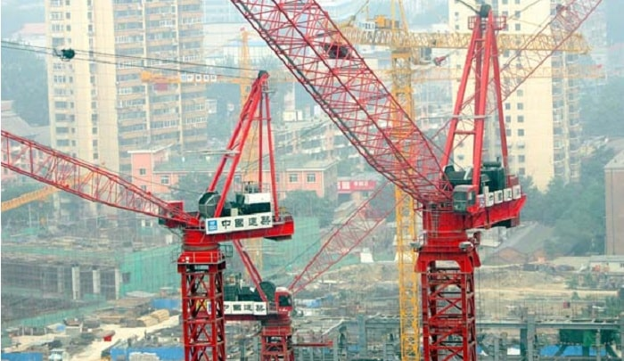 Is the construction industry ripe for technological disruption