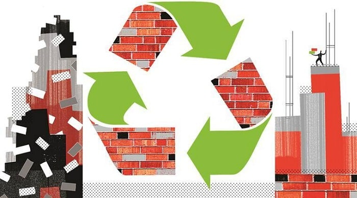 The Ins and Outs of Recycling Construction Waste