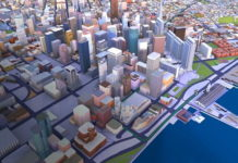 Here Technologies unveils 3D city models to build reality-based applications and simulations