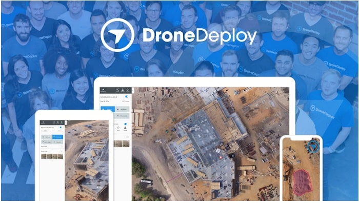 Cloud-based drone mapping startup DroneDeploy Raises $50 Million, Expands Into Europe, Updates Tech
