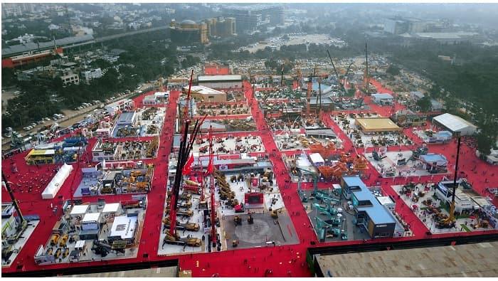 bauma CONEXPO INDIA 2021 will not take place
