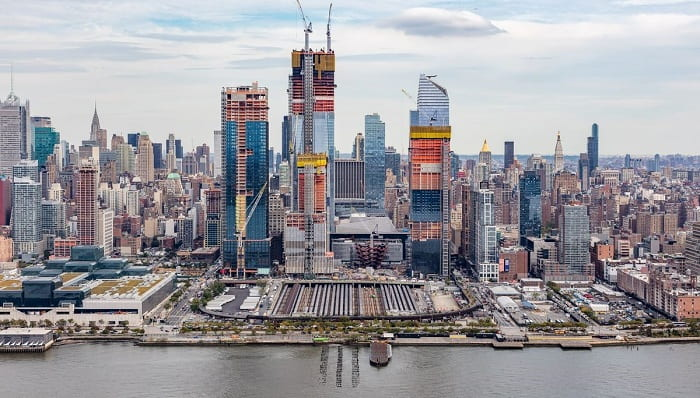 Top 5 Construction Projects Underway in New York 2021