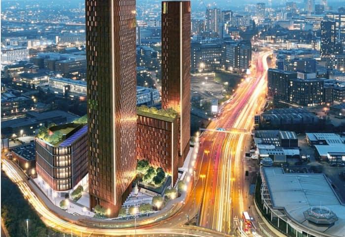 World's first net zero carbon skyscraper unveiled