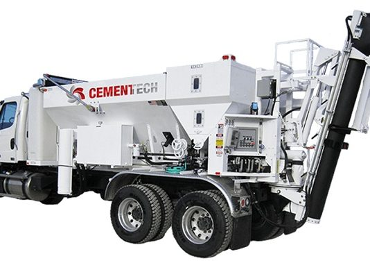 Catch the latest in volumetric concrete mixer technology with Cemen Tech at World of Concrete 2021