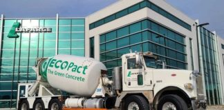 Lafarge Canada and Carbon Upcycling Technologies sign MOU to reduce carbon