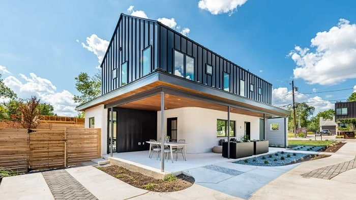 ICON Completes 3D-Printed Houses In Austin