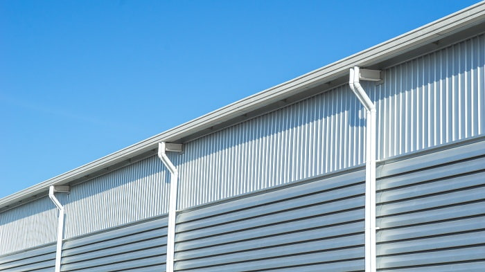 How Does A Commercial Gutter System Differ From A Residential One?
