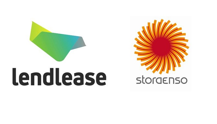 Lendlease and Stora Enso launch global sustainable timber partnership