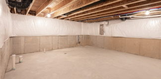 The Basics Of Basement Waterproofing: 5 Things To Know