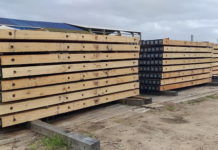 World's First Carbon-Neutral Ground Protection: Eucalyptus Timber Mats by World Forest Group