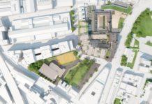 Southwark Fire Station revamp