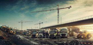Volvo autonomous trucks