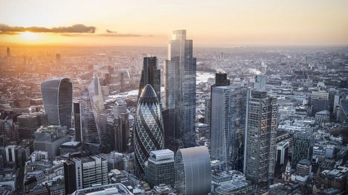 Bishopsgate is London's latest super tower