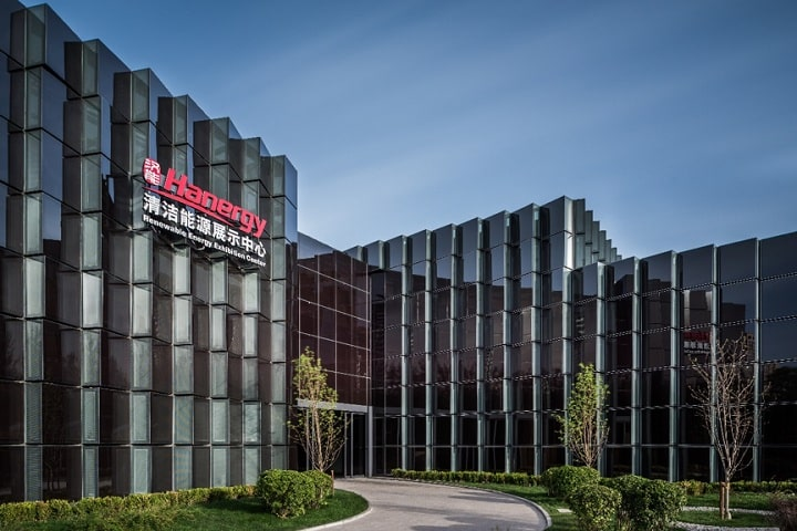 Hanergy's Renewable Energy Center Becomes the World'sFirst Certified LEED Zero Carbon Building