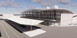 IAH international terminal expansion in US