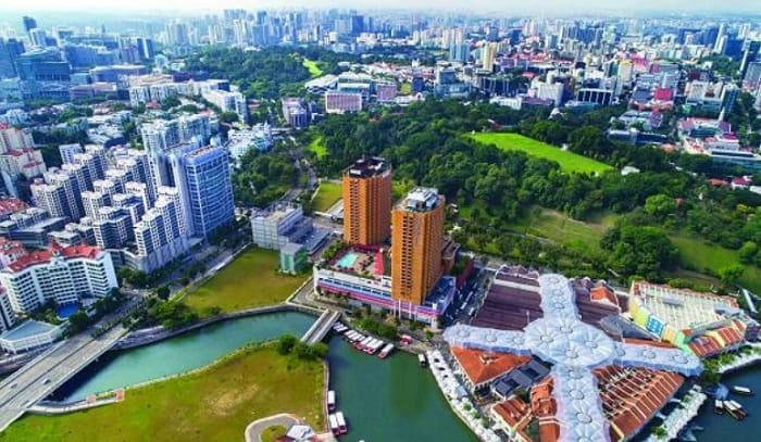 CDL, CapitaLand and Ascott to redevelop Liang Court site in Singapore