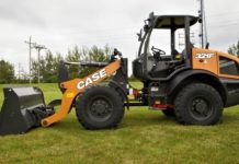 CASE Construction Equipment introduces new open canopy option for F Series wheel loaders