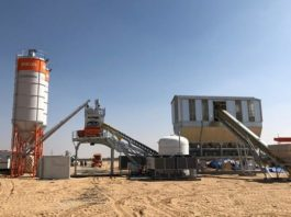 Elkon wins concrete plants contract from Katerra for Saudi homes