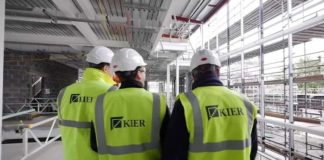 Kier to deliver £10.7m headquarters at DMS Whittington using modular construction