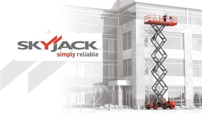 Skyjack Brings Full Fleet of A92.20 Models to CONEXPO